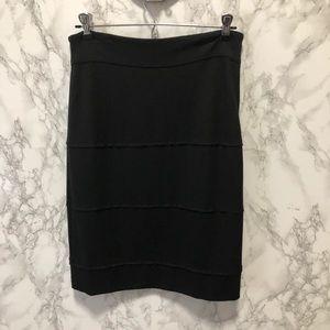4/$20🍄 Sandwich Black Stretch Pencil Skirt Small